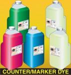GREEN Counter/Marker Dye