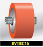 "EvTec Sheeter Pull Wheel (2-7/8"" OD)"