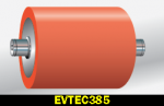 "EvTec 385 Sheeter Pull Wheel (4.125"" OD)"
