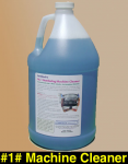 Safer UltraSonic Machine Cleaning Solution