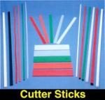 Plastic Cutter Sticks