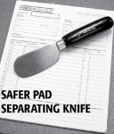 Pad Separating Knife